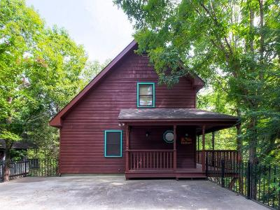Pigeon Forge Single Family Home For Sale: 331 Woodridge Way