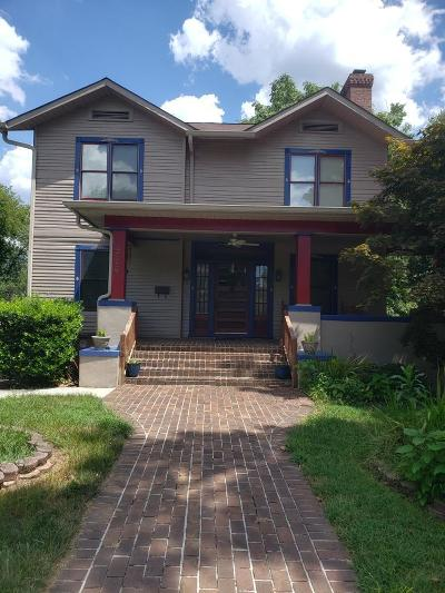 Knoxville Single Family Home Pending: 926 Luttrell St