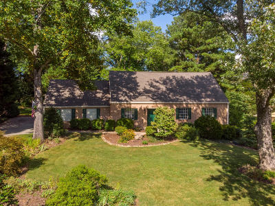 Knoxville Single Family Home For Sale: 442 Russfield Drive
