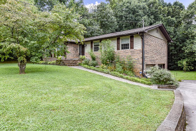 Knoxville Single Family Home Pending - Continue To Show: 733 Valley Dale Rd