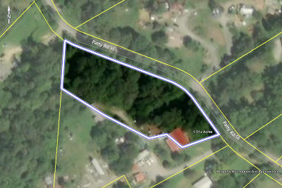 Knox County Residential Lots & Land For Sale: Patty Rd