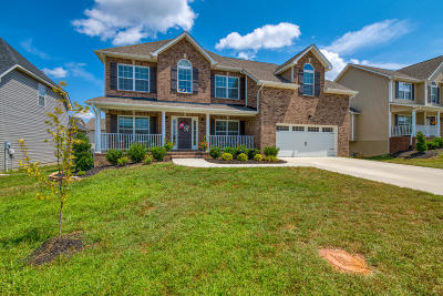 Knoxville Single Family Home For Sale: 1712 Golden Nugget Lane