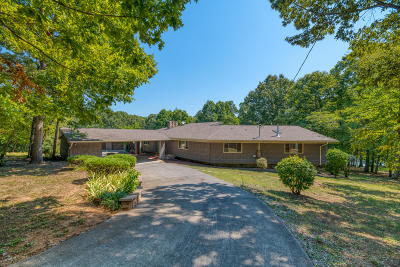 Lenoir City Single Family Home For Sale: 1942 Twin Coves Circle