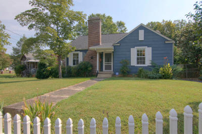 Knoxville Single Family Home For Sale: 3518 Orlando St
