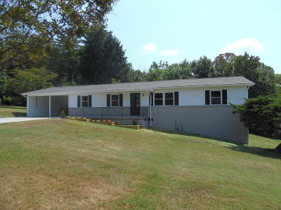 Knoxville Single Family Home For Sale: 2408 Brooks Ave
