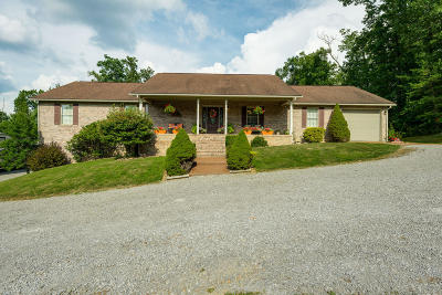 Monterey Single Family Home For Sale: 332 Clinchfield Drive