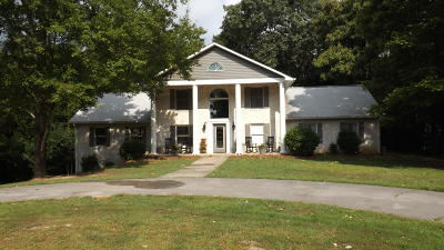 Single Family Home For Sale: 260 Meador Lane
