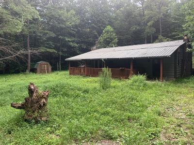 Tellico Plains Single Family Home For Sale: 130 Church Camp Rd