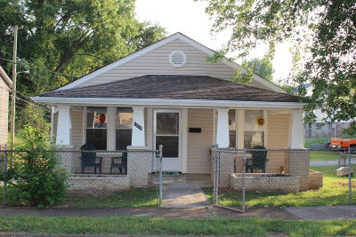 Knoxville Single Family Home For Sale: 1517 Cornelia St