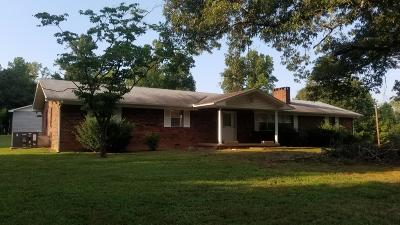 Knoxville Single Family Home Pending - Continue To Show: 5027 Crippen Rd