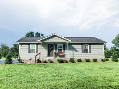 Crossville Single Family Home For Sale: 74 Grandview Drive