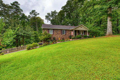 Knoxville Single Family Home For Sale: 9429 States View Drive