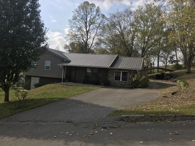 New Tazewell Single Family Home For Sale: 725 Appalachian Court