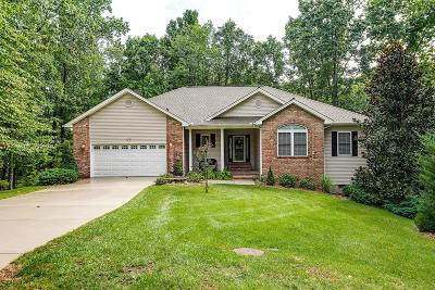 Crossville Single Family Home For Sale: 53 Bingham Lane