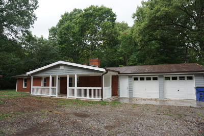 Sevier County Single Family Home For Sale: 4575 Douglas Dam Rd
