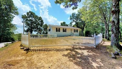 Oliver Springs Single Family Home For Sale: 160 Griffith Lane