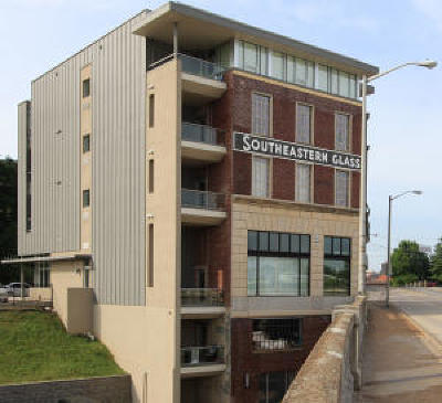 Knoxville Condo/Townhouse For Sale: 555 W Jackson Ave #501