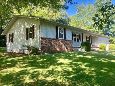Anderson County Single Family Home For Sale: 803 Stephens Rd