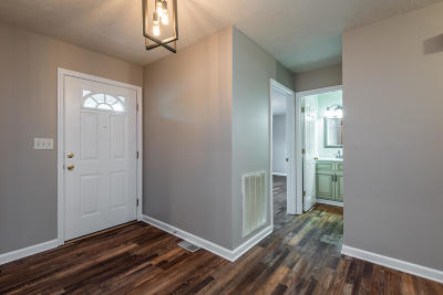 Knoxville Single Family Home For Sale: 3532 Greywolfe Drive