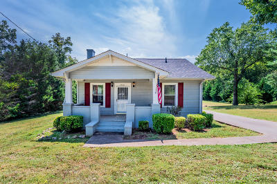 Knoxville Single Family Home For Sale: 2436 Fair Drive