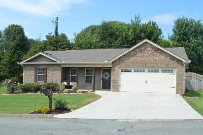 Knoxville Single Family Home For Sale: 7625 Silveredge Rd