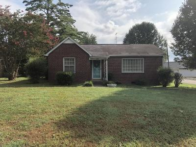 Blount County Single Family Home For Sale: 1502 Lodge St