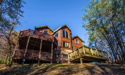 Sevierville Single Family Home For Sale: 2930 Raven Fork Circle