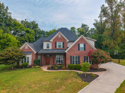 Knoxville Single Family Home For Sale: 1100 Potterstone Drive