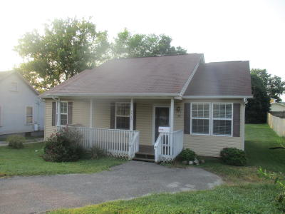 Knoxville Single Family Home For Sale: 2410 Holbrook Drive