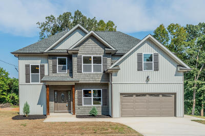 Knoxville Single Family Home For Sale: 5505 Lance Drive