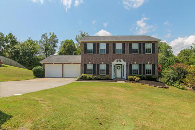 Knoxville Single Family Home For Sale: 11333 Stonebriar Lane