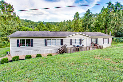 Powell Single Family Home For Sale: 8730/8714 Childress Rd