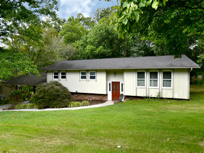 Powell Single Family Home For Sale: 215 East Drive