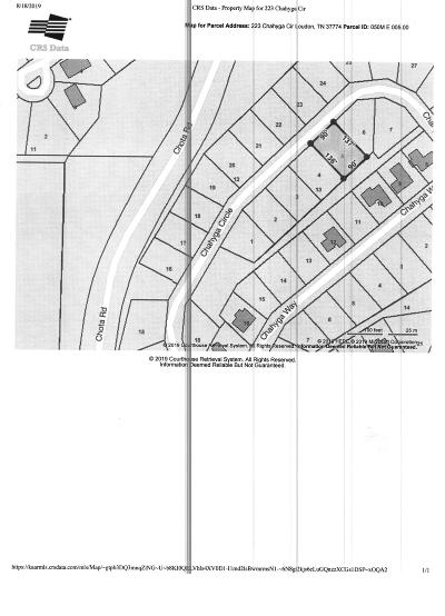 Residential Lots & Land For Sale: 223 Chahyga Circle