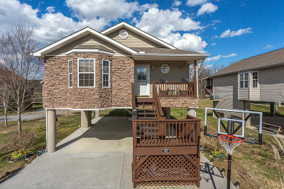 Pigeon Forge Single Family Home For Sale: 518 Tanasi Tr