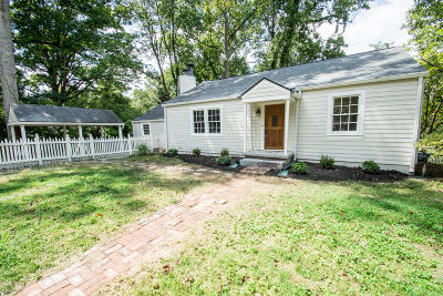 Knoxville Single Family Home For Sale: 203 Mayflower Drive
