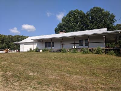 Clinton Single Family Home For Sale: 3267 Dutch Valley Rd