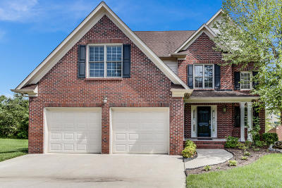 Knoxville Single Family Home For Sale: 1037 Garrison Ridge Blvd