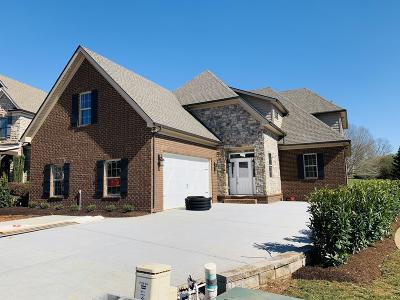 Knoxville Single Family Home For Sale: 2518 Brooke Willow Blvd
