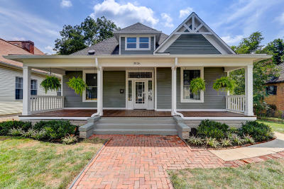 Knoxville Single Family Home For Sale: 3026 E 5th Ave