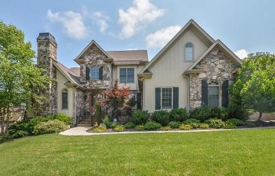Knoxville Single Family Home For Sale: 2326 Covered Bridge Blvd