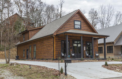 Pigeon Forge Single Family Home For Sale: 422 McMahan Rd