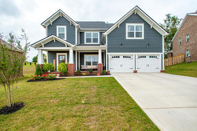 Knoxville Single Family Home For Sale: 10818 Hunters Knoll Lane