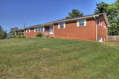 Knoxville Single Family Home For Sale: 6137 Patriot Way