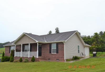 Maynardville TN Single Family Home For Sale: $174,900