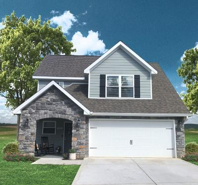 Knoxville Single Family Home For Sale: 7745 Train Station Way
