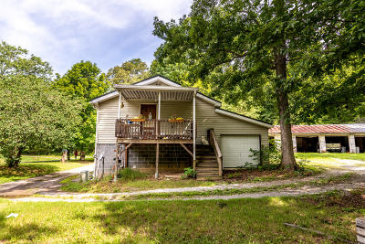 Seymour Single Family Home For Sale: 550 Keener Rd