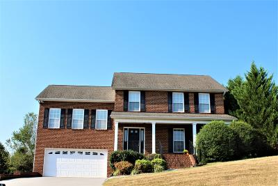 Knoxville Single Family Home For Sale: 1837 Falling Waters Rd