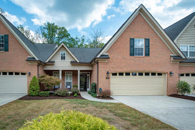Fountain City Condo/Townhouse For Sale: 4616 Topsail Way