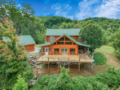 Monroe County Single Family Home For Sale: 465 Buck Hwy